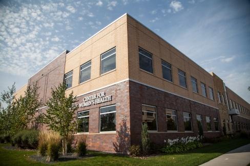 Center for Women's Health building
