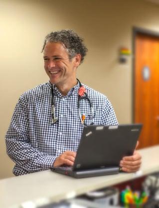 FM Doctor Smiling